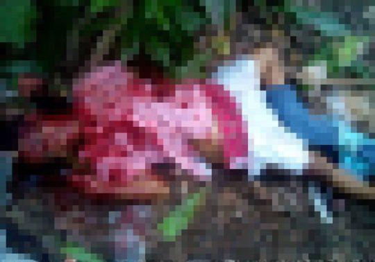 【フェイク無し・閲覧注意】レイプされてその辺に捨てられた外人女性の遺体画像集、、、一枚目から首が無くて泣いた。。。(画像あり)・7枚目