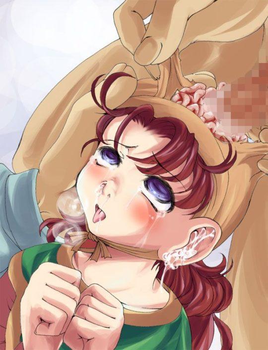 【リョナエロ画像】二次初心者ワイ「脳姦か、洗脳的なプレイかな?」トッモ「物理やで!!」←コレwwwwwwwww(画像30枚)・27枚目