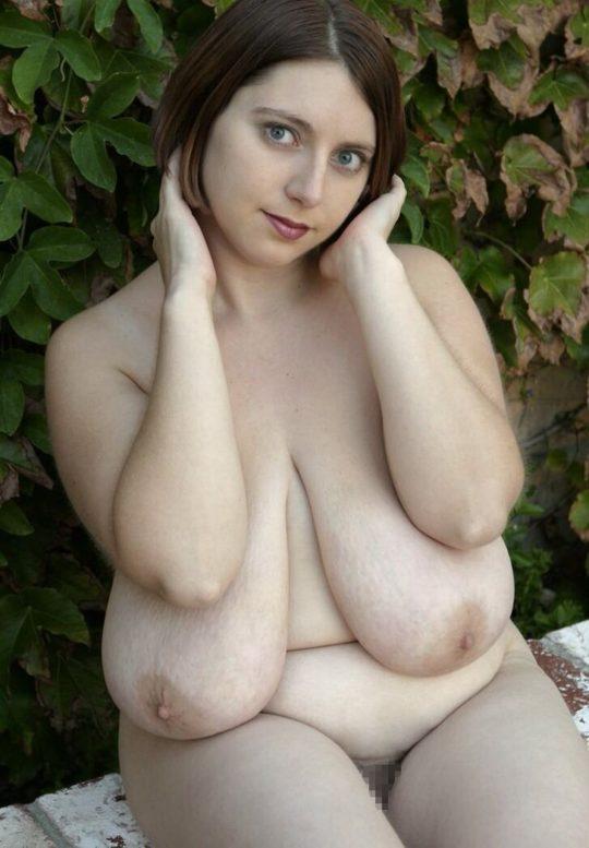 【爆乳】外国人まんさん、人外の超乳おっぱいを得た代償。。。(画像あり)・20枚目