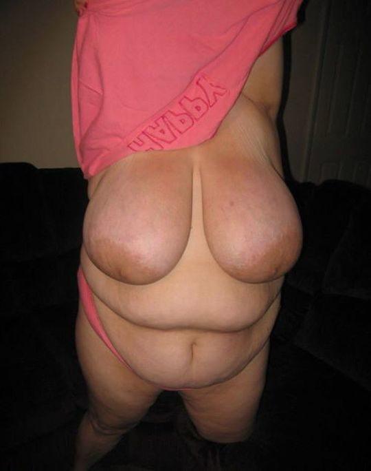 【爆乳】外国人まんさん、人外の超乳おっぱいを得た代償。。。(画像あり)・30枚目