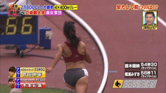 【※勃起不可避】炎の体育会TVにでてたこのマッスル美女の筋肉マンコの形エッッッ杉ワロタwwwwwwwwwwwwww(画像あり)・13枚目