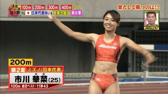 【※勃起不可避】炎の体育会TVにでてたこのマッスル美女の筋肉マンコの形エッッッ杉ワロタwwwwwwwwwwwwww(画像あり)・16枚目