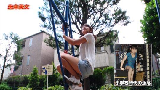 【有能企画】AKB48の元メンバー永尾まりや、激辛美女で汗だくビキニおっぱいキタ━━━━(゚∀゚)━━━━!!(画像大量)・6枚目