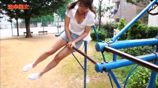 【有能企画】AKB48の元メンバー永尾まりや、激辛美女で汗だくビキニおっぱいキタ━━━━(゚∀゚)━━━━!!(画像大量)・9枚目