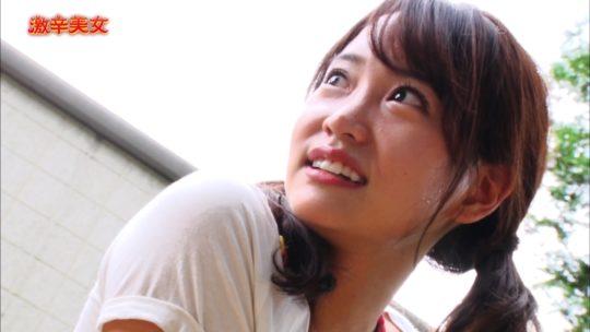 【有能企画】AKB48の元メンバー永尾まりや、激辛美女で汗だくビキニおっぱいキタ━━━━(゚∀゚)━━━━!!(画像大量)・14枚目