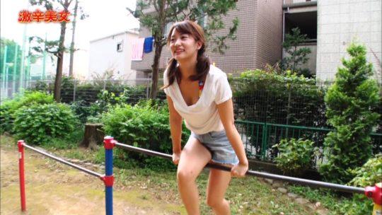 【有能企画】AKB48の元メンバー永尾まりや、激辛美女で汗だくビキニおっぱいキタ━━━━(゚∀゚)━━━━!!(画像大量)・16枚目