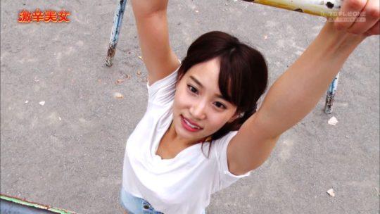 【有能企画】AKB48の元メンバー永尾まりや、激辛美女で汗だくビキニおっぱいキタ━━━━(゚∀゚)━━━━!!(画像大量)・25枚目