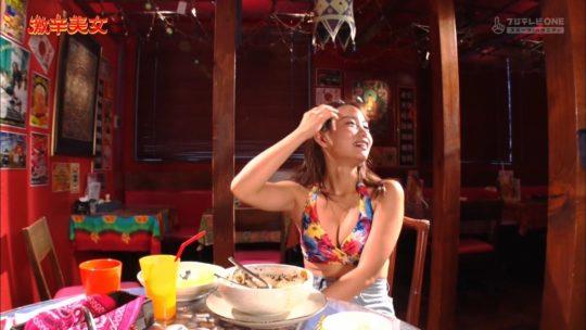 【有能企画】AKB48の元メンバー永尾まりや、激辛美女で汗だくビキニおっぱいキタ━━━━(゚∀゚)━━━━!!(画像大量)・53枚目
