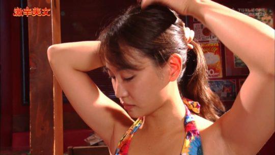 【有能企画】AKB48の元メンバー永尾まりや、激辛美女で汗だくビキニおっぱいキタ━━━━(゚∀゚)━━━━!!(画像大量)・57枚目