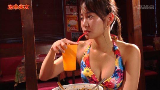 【有能企画】AKB48の元メンバー永尾まりや、激辛美女で汗だくビキニおっぱいキタ━━━━(゚∀゚)━━━━!!(画像大量)・70枚目