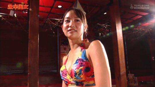 【有能企画】AKB48の元メンバー永尾まりや、激辛美女で汗だくビキニおっぱいキタ━━━━(゚∀゚)━━━━!!(画像大量)・83枚目