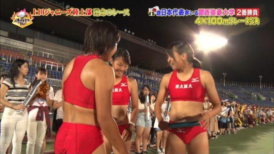 【※勃起不可避】炎の体育会TVにでてたこのマッスル美女の筋肉マンコの形エッッッ杉ワロタwwwwwwwwwwwwww(画像あり)・22枚目