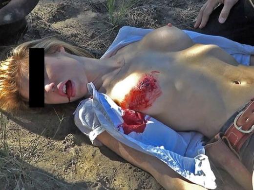 【閲覧注意】殺された女性のヌードギャラリー、、意外とヌk・・いや、なんでもない。(画像22枚)