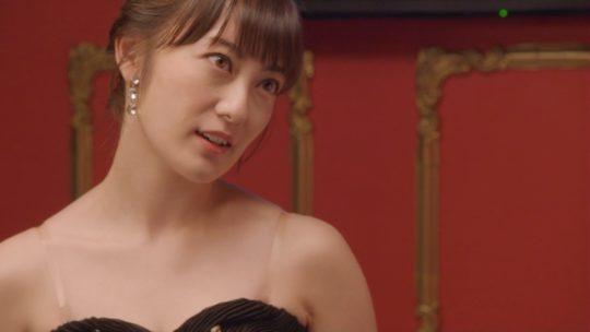 【夏菜おっぱい画像】ハケンのキャバ嬢・彩華、実は朝ドラ女優夏菜のおっぱいドラマだった件wwwwwww(画像あり)・10枚目