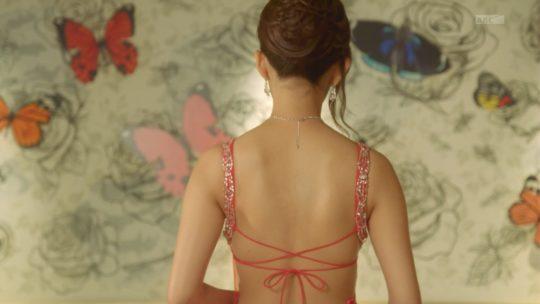 【夏菜おっぱい画像】ハケンのキャバ嬢・彩華、実は朝ドラ女優夏菜のおっぱいドラマだった件wwwwwww(画像あり)・12枚目