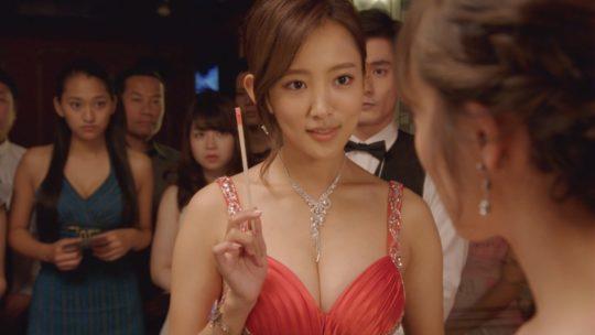 【夏菜おっぱい画像】ハケンのキャバ嬢・彩華、実は朝ドラ女優夏菜のおっぱいドラマだった件wwwwwww(画像あり)・19枚目