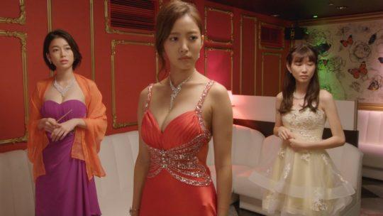 【夏菜おっぱい画像】ハケンのキャバ嬢・彩華、実は朝ドラ女優夏菜のおっぱいドラマだった件wwwwwww(画像あり)・25枚目