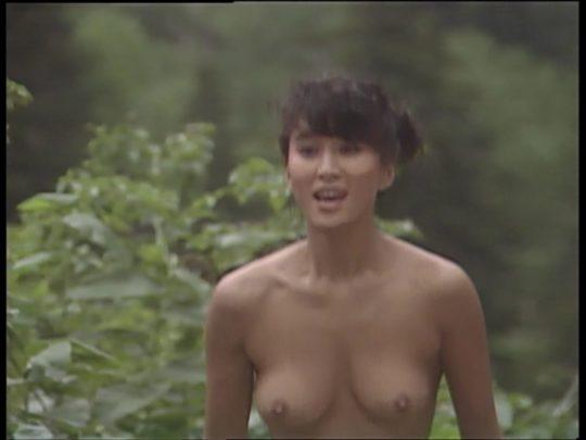 【温泉エロ】昔のドラマ。おっぱい丸出し女が若すぎて若干引くwwww(118枚)・94枚目