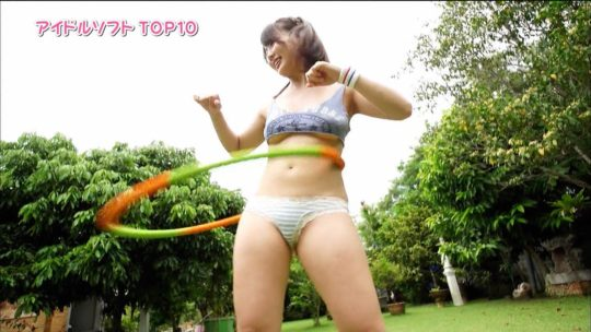 【アイドルエロ画像】ランク王国アイドルDVDトップ10、風俗嬢の紹介DVDみたいになってる件wwwwwwwww(画像あり)・13枚目