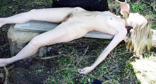 【閲覧注意】殺された女性のヌードギャラリー、、意外とヌk・・いや、なんでもない。(画像22枚)・6枚目