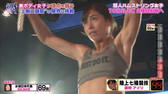 """【絶妙】バッキバキの筋肉に少々のエロ、この""""超人女子""""という番組作った奴有能杉内?(画像あり)・28枚目"""