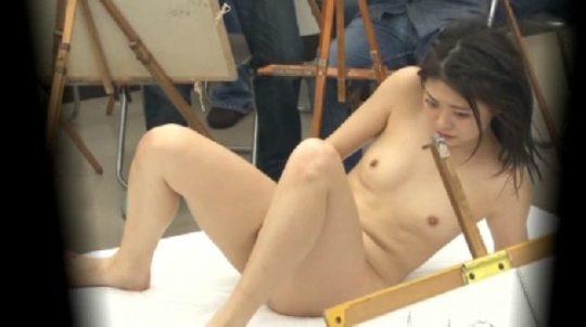 「ヌードデッサンモデル時給15000円!?めっちゃええやん!」 ←結果wwwwwwwwwwwwww(画像25枚)・1枚目