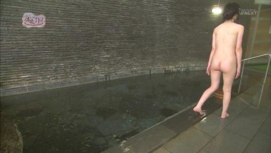 """【お尻エロ画像】「お尻ならセーフ!!」CS温泉番組のトップを走り続ける""""もっと温泉に行こう!""""の尻ショットをご覧下さい。(画像30枚)・3枚目"""