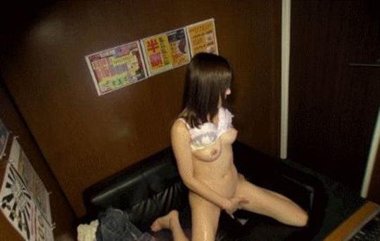【JK盗撮画像】ネカフェに一人で来たJKまんさん、オナりまくっててワロタワロタwwwwwwwwwwww(画像あり)・8枚目