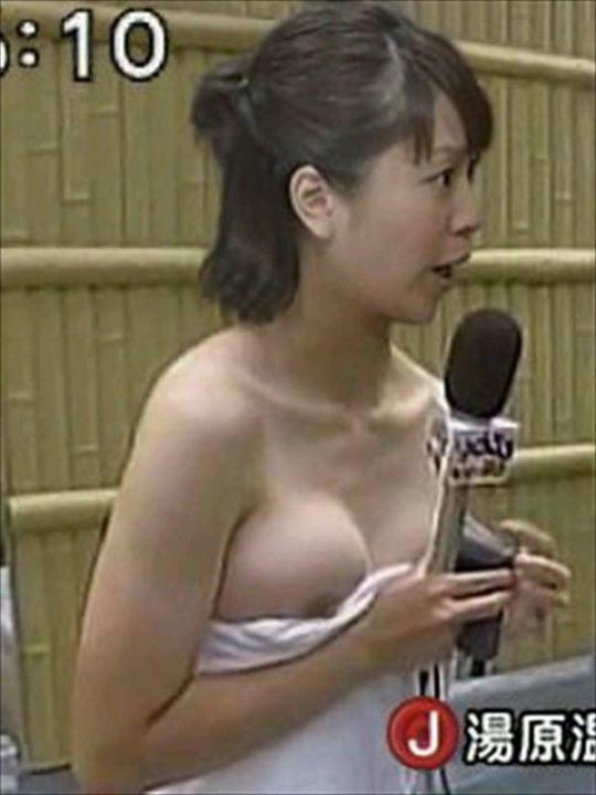 【※リアル放送事故※】TVでガチでチクビが映ってしまった放送事故シーンの衝撃キャプチャを貼ってく。(画像あり)・17枚目