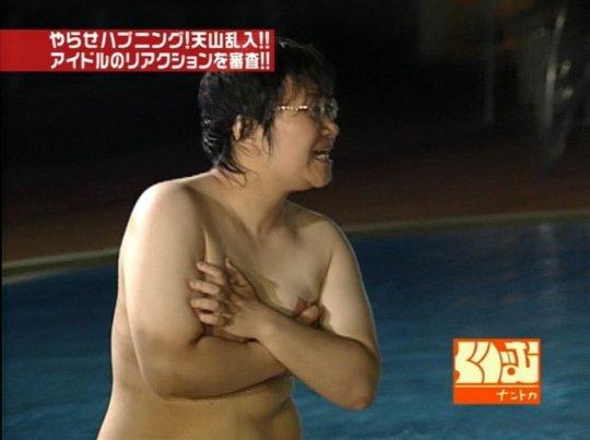 """【女芸人】不摂生な""""裸体""""をテレビで晒す。。ん?ちょっとエロいわwwwwww(70枚)・17枚目"""