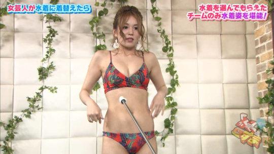"""【女芸人】不摂生な""""裸体""""をテレビで晒す。。ん?ちょっとエロいわwwwwww(70枚)・29枚目"""