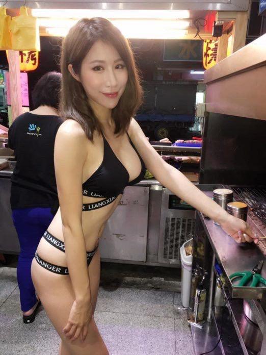 【おっぱいエロ画像】タイで食い物とか売ってる屋台のねーちゃん、エッッッッッッッッッッッッ!!!(画像あり)・5枚目