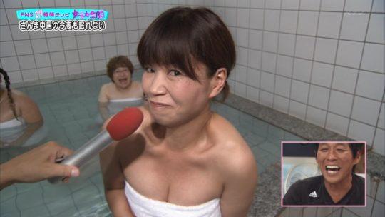 """【女芸人】不摂生な""""裸体""""をテレビで晒す。。ん?ちょっとエロいわwwwwww(70枚)・44枚目"""