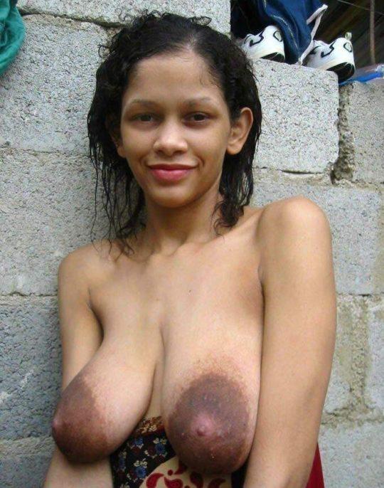 【デカ乳首エロ画像】妊婦のデカ乳首が好きなワイ将、外国人ガチ勢のサイズに絶句・・・(画像あり)・13枚目