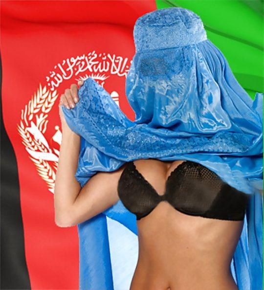 """【画像】イスラム民族衣装""""ヒジャブ""""とおっぱいの組み合わせが想像以上に凶悪wwwwww(画像30枚)・4枚目"""