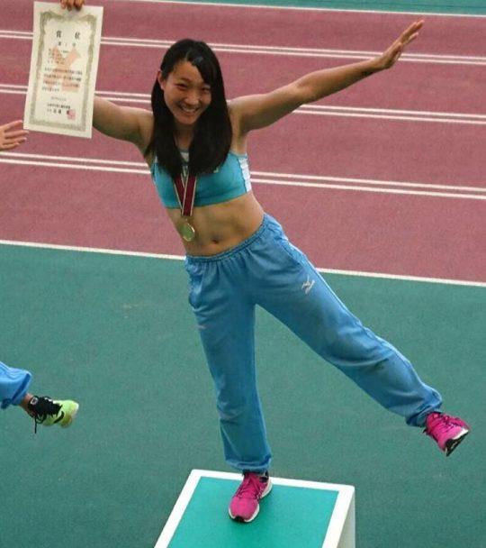 【筋肉エロ画像】筋肉マニアのワイ将がお勧めぐうシコ筋肉女子で打線組んだwwwwwwwww(画像あり)・9枚目