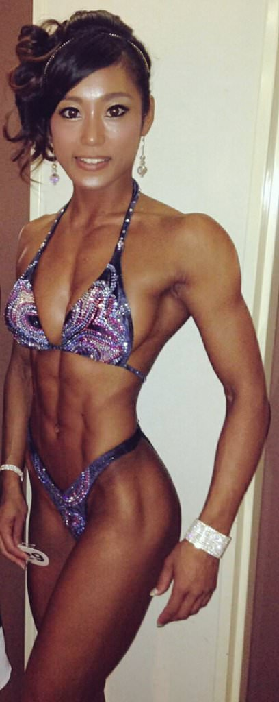 【筋肉エロ画像】筋肉マニアのワイ将がお勧めぐうシコ筋肉女子で打線組んだwwwwwwwww(画像あり)・1枚目