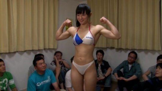 【画像】筋肉マニアのワイ将がお勧めぐうシコ筋肉女子で打線組んだwwwwwwwww(画像あり)・5枚目