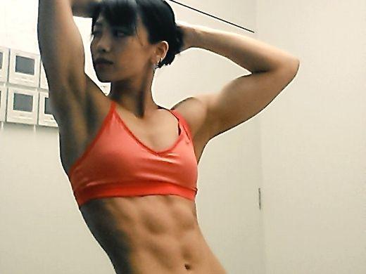 (筋肉えろ写真)筋肉マニアのワイ将がお勧めぐうシコ筋肉女子で打線組んだwwwwwwwwwwwwwwwwww(写真あり)