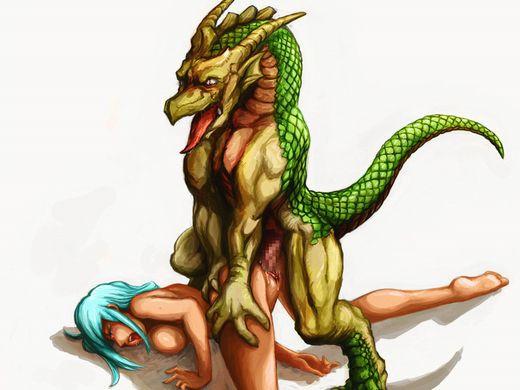※ (特殊性癖)ワイ将爬虫類好き、リザードマンや龍種系の爬虫類と異種姦してる二次が少数派過ぎて悲しい・・・・・orz(写真30枚)