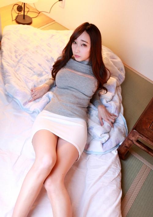 【サイボーグ】AV女優の蓮見クレアさん、明らかな偽乳&整形なのにやたらヌケる有能っぷりwwwwwwww(画像133枚)・20枚目