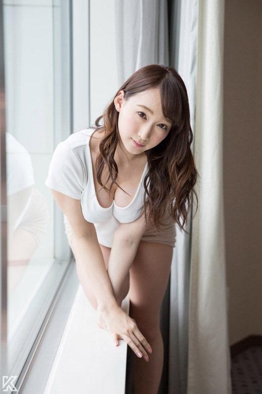 【サイボーグ】AV女優の蓮見クレアさん、明らかな偽乳&整形なのにやたらヌケる有能っぷりwwwwwwww(画像133枚)・28枚目