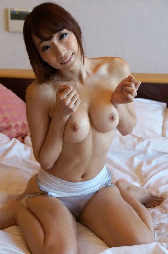 【サイボーグ】AV女優の蓮見クレアさん、明らかな偽乳&整形なのにやたらヌケる有能っぷりwwwwwwww(画像133枚)・61枚目
