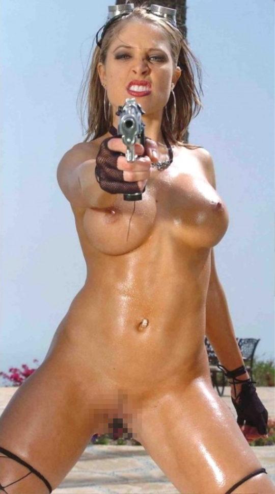 【絶望】銃で脅されて逆レイプという男の夢、現実は非情でワイ絶望・・・・・orz(画像あり)・14枚目