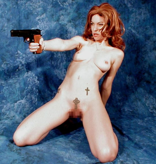 【絶望】銃で脅されて逆レイプという男の夢、現実は非情でワイ絶望・・・・・orz(画像あり)・20枚目