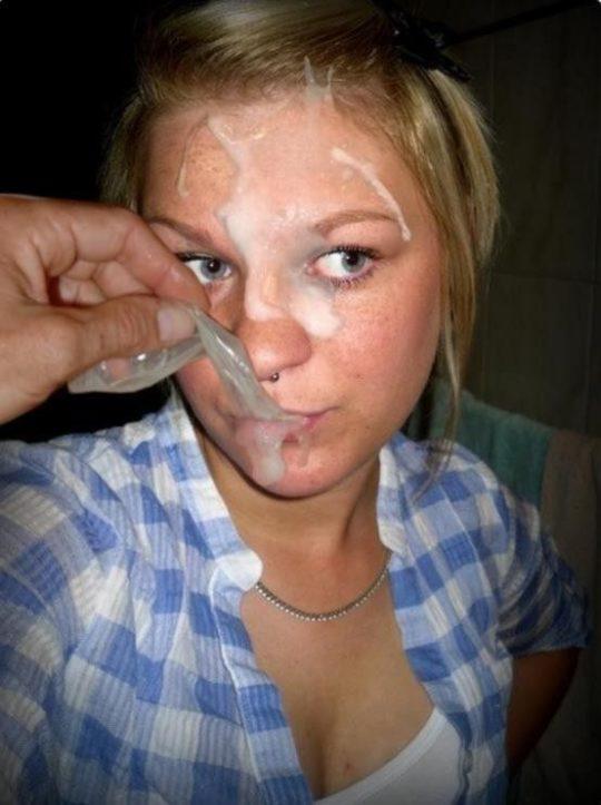 【グロ注意】デキる女の使用済みコンドームの有効利用法がコチラwwwwwwww(画像あり)・7枚目
