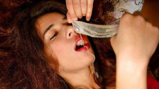 【グロ注意】デキる女の使用済みコンドームの有効利用法がコチラwwwwwwww(画像あり)・12枚目