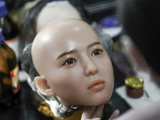 (朗報)中国でAI搭載のラブドール爆誕☆☆まんさん、完全にお払い箱へwwwwwwwwwwwwwwwwww(写真あり)