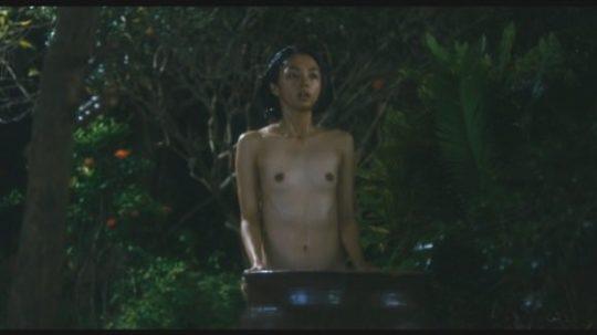 【乳首あり】国民的女優・満島ひかりのぐうシコおっぱいクッソエロくて草wwwwwwwww(画像あり)・1枚目