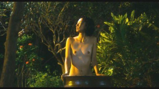 【乳首あり】国民的女優・満島ひかりのぐうシコおっぱいクッソエロくて草wwwwwwwww(画像あり)・2枚目